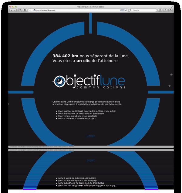 Webmaster freelance pour site Web
