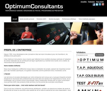 Site Web pour entrepreneur france
